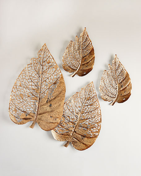 Birch Leaf Small Wall Art