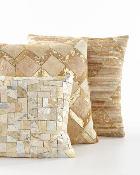 Zigzag Thin Stripes Pillow