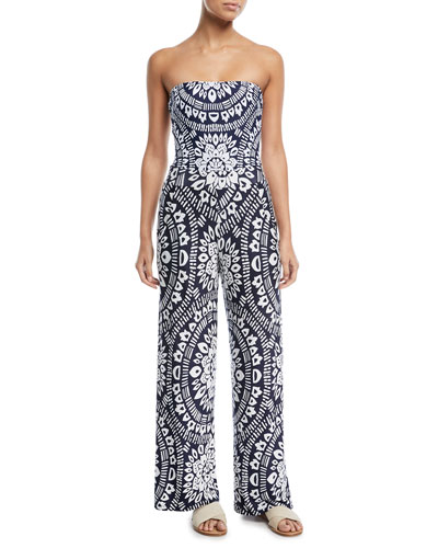 Indochine Printed Wide-Leg Pants and Matching Items