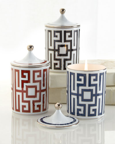 Labirinto Scented Candle, Red  and Matching Items