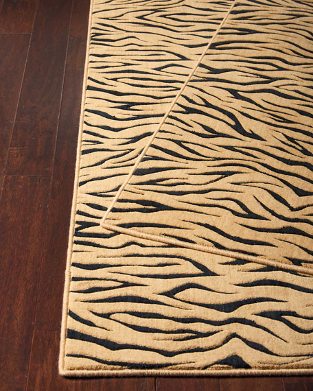 "Bewitched Tiger Runner, 2'3"" x 8'"