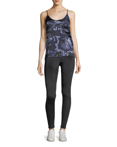 Velour Yoga Performance Tights and Matching Items