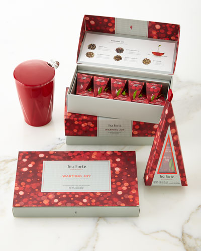 Warming Joy Presentation Box and Matching Items