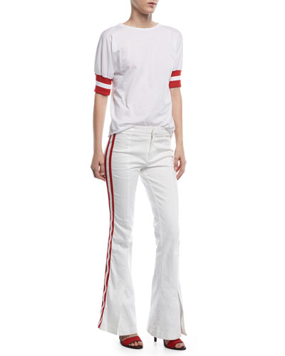 Game Changer Side-Stripe Pants and Matching Items