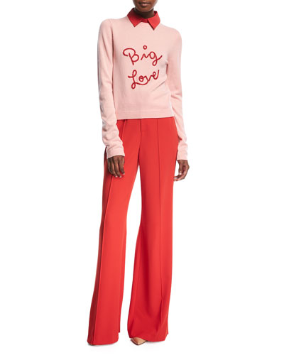 Dylan High-Waist Wide-Leg Pants and Matching Items