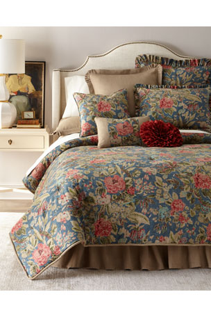 Sherry Kline Home After Glow Solid European Sham After Glow Main European Sham