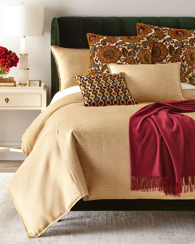 Cerise Queen Duvet and Matching Items