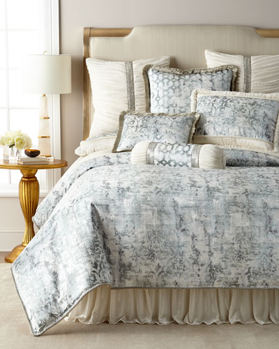 Cristabella Damask Queen Duvet  and Matching Items
