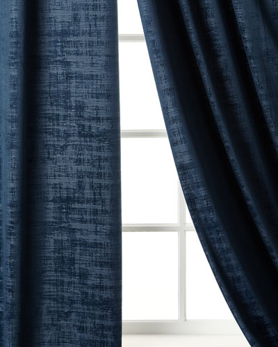 Manhattan Velvet Curtain  96L and Matching Items