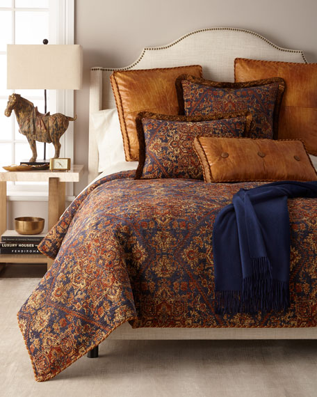 Hamaden Medallion King Duvet