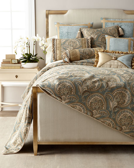 Willette Paisley Queen Duvet
