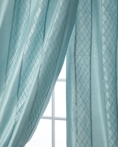 Montana Stripe Curtain Panel, 108
