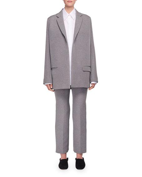 Lohjen Open-Front Oversized Blazer Jacket