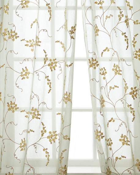 Micro Cotton Organdy Drape, 96""