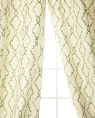 Plazo Linen/Cotton Drape, 96