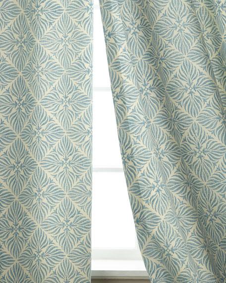 """Paramount Linen/Cotton Drape, 108""""L"""