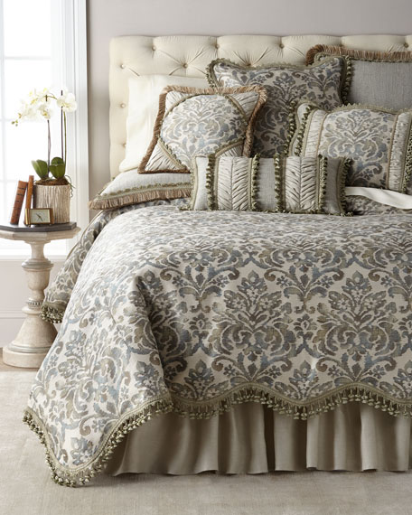 Delany Queen Scallop Duvet