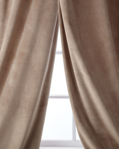 Addison Curtain Panel Pair, 84