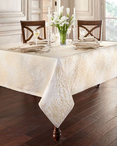 Timber Tablecloth, 70x84