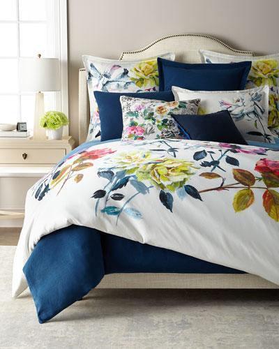 Brera Lino Lagoon Cushion  and Matching Items