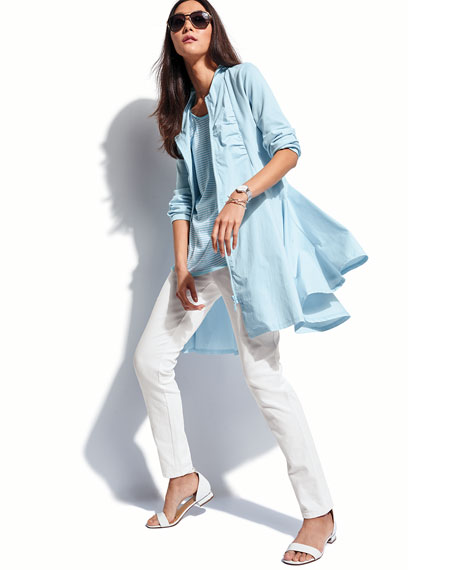Stretch Denim Slim Jeans
