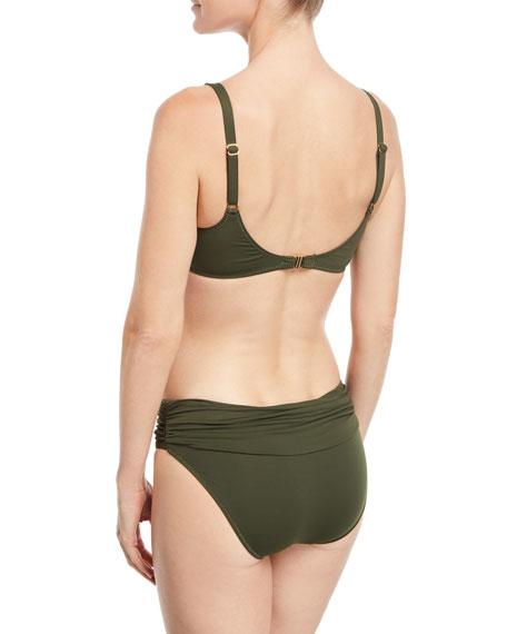 Bel Air Ruched Swim Top