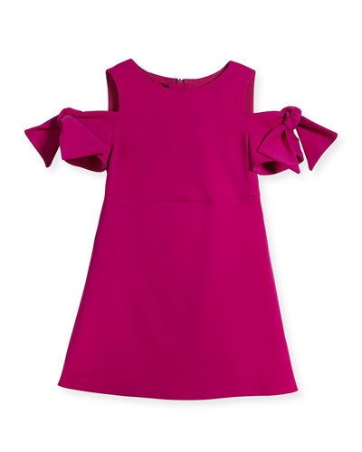 Berry Cady Mod Tie Mini Dress, Size 4-7 and Matching Items