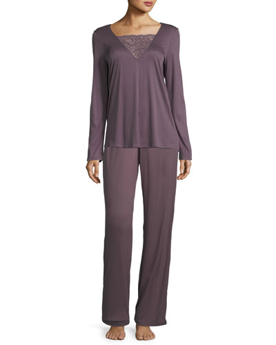 Camille Straight-Leg Lounge Pants and Matching Items