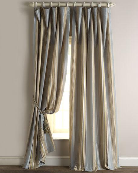 """Each 96""""L Sienna Curtain"""