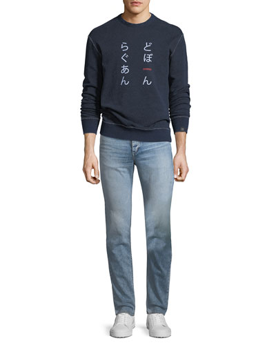 Standard Issue Fit 1 Slim-Skinny Jeans, Double Up and Matching Items