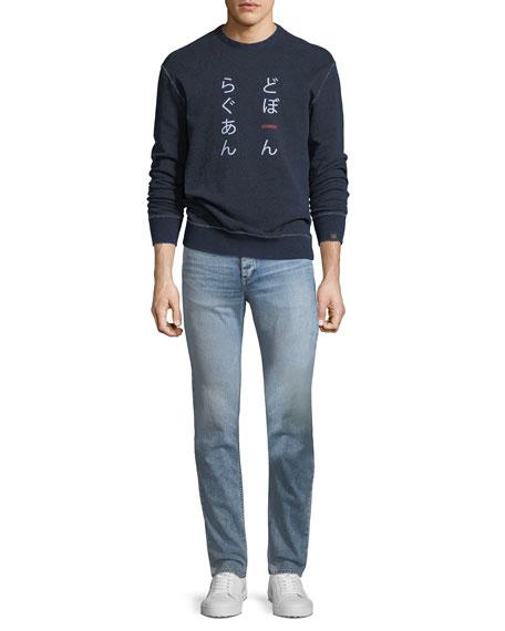 Men's Leaf Graphic Sweatshirt