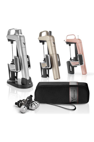 Coravin Model 2 Elite Pro Wine System, Champagne Model 2 Elite Pro Wine System, Rose Golden