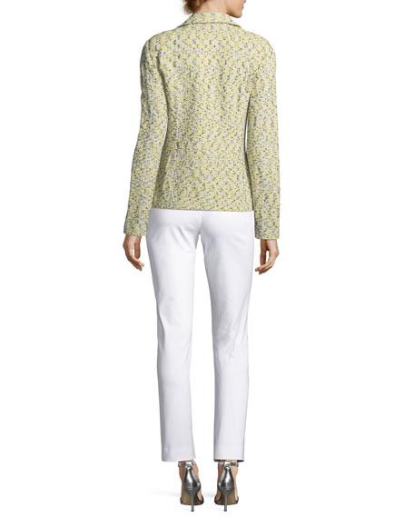 Romee Tweed Knit Jacket