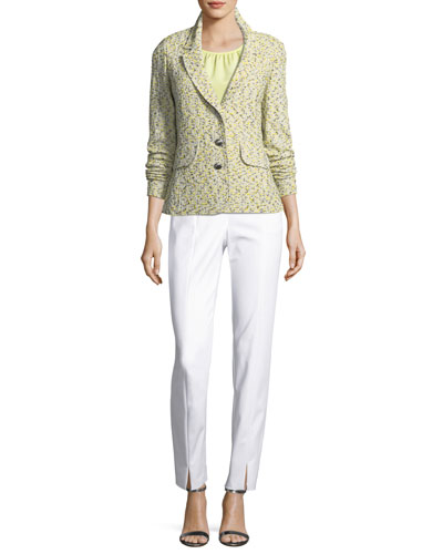 Romee Tweed Knit Jacket and Matching Items