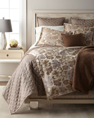 luxury duvet covers king queen at neiman marcus. Black Bedroom Furniture Sets. Home Design Ideas