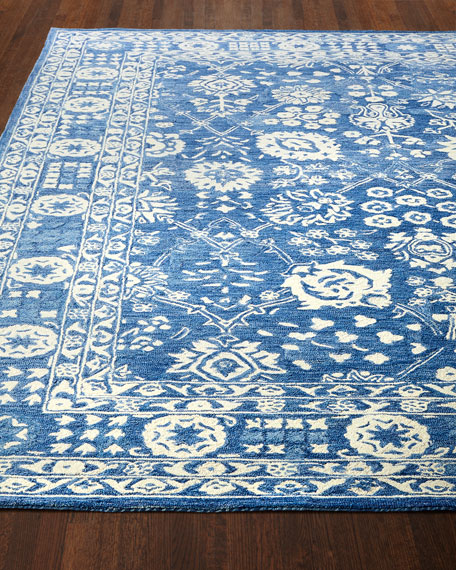 Camelia Hand-Tufted Rug, 3.6' x 5.6'