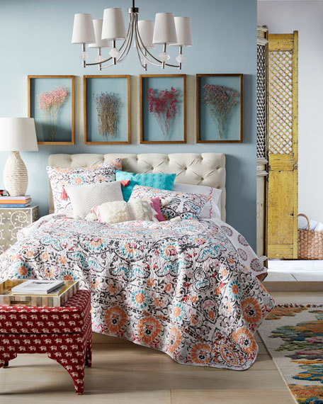 Danee Full/Queen 3-Piece Quilt Set