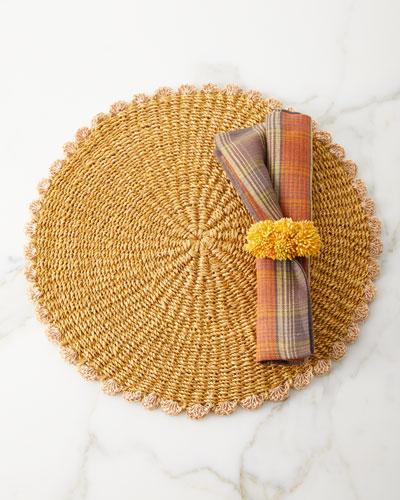 Autumn Sedum Napkin Ring  and Matching Items