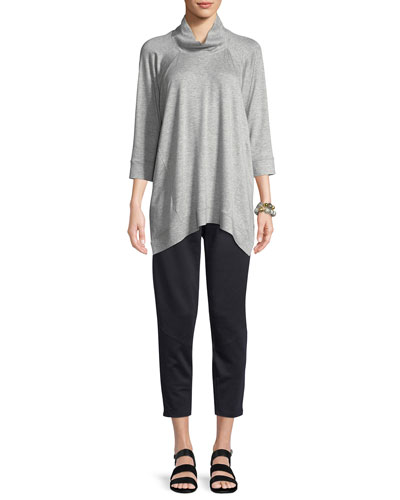 Straight Tapered Slouchy Pants and Matching Items