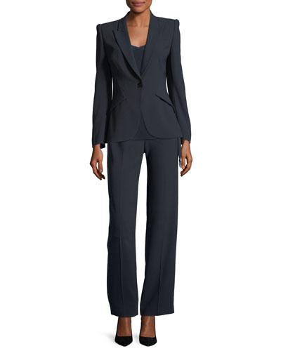 Haidee High-Waist Pants and Matching Items