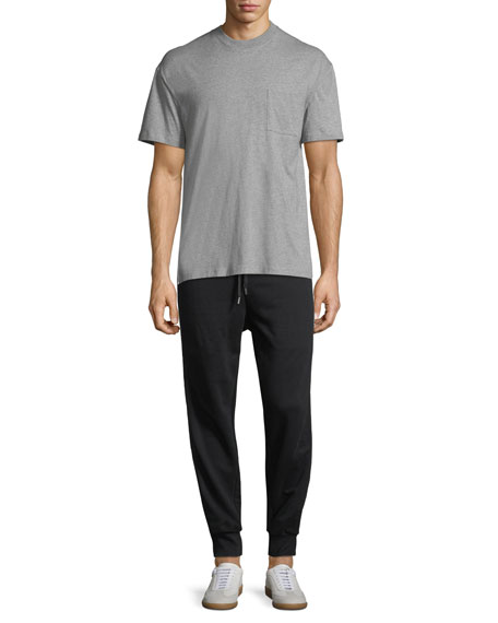 Gilham Woven-Back T-Shirt