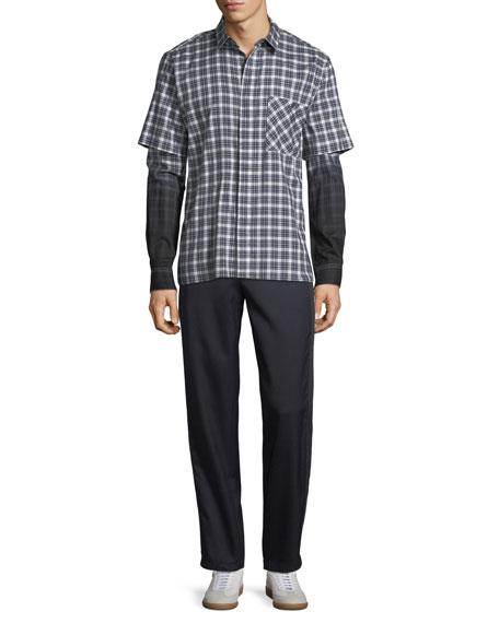 Dunlap Double-Sleeve Shirt