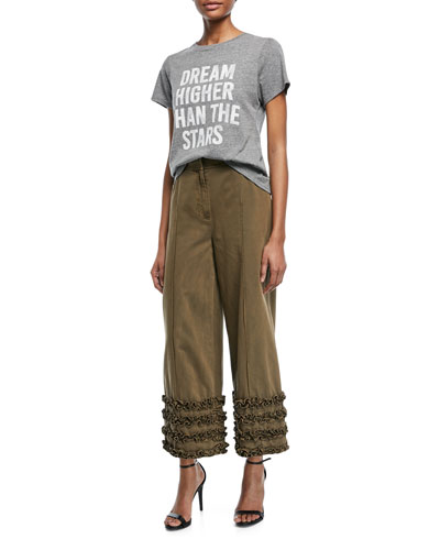 Dream Higher Crewneck Heathered Tee and Matching Items