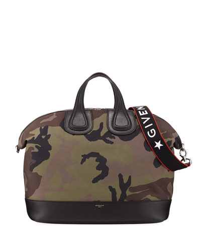 Men's Camouflage Nightingale Bag  and Matching Items