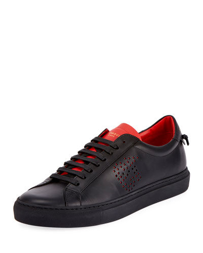 Urban Street Leather Low-Top Sneaker and Matching Items