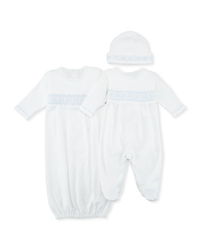CLB Summer Boy Pima Sleep Sack, Size Newborn-S and Matching Items