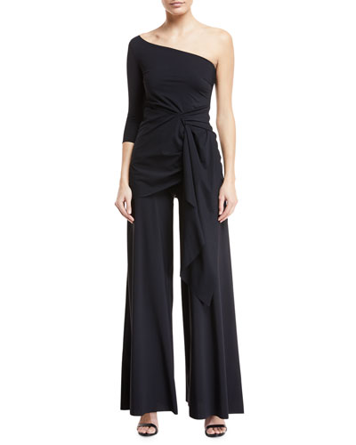 Skyla Wide-Leg Jersey Coverup Pants and Matching Items