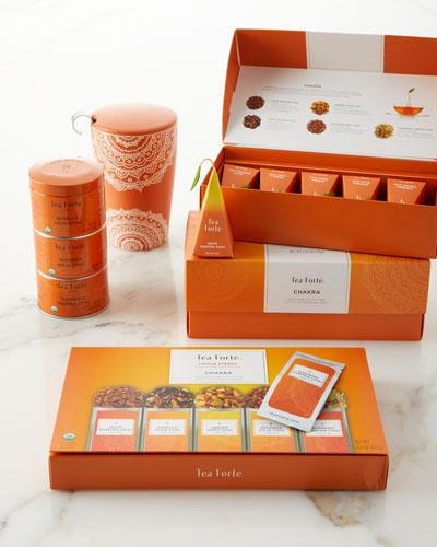 Chakra Petite Presentation Box  and Matching Items