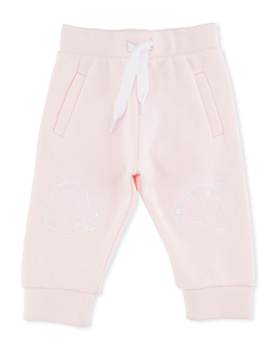 Sweatpants w/ Tiger Face Knees, Pink, Size 6-18 Months  and Matching Items