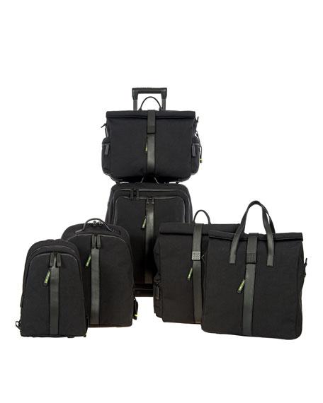 "Moleskine by Bric's 26"" Nylon Spinner Luggage"